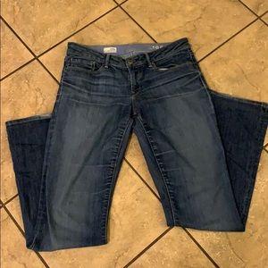 Gap 29/8R sexy boot jean